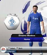 Dinamo home