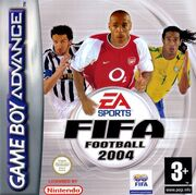 FIFA Football 2004 EU GBA