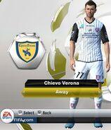 Chievo away
