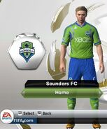 Sounders home