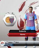 Catania home