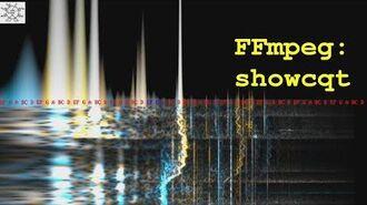 FFmpeg showcqt