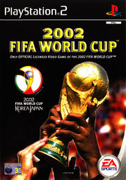 2002 FIFA World Cup EU PS2