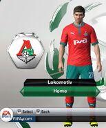 Lokomotiv home