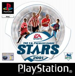 FA Premier League Stars 2001 EU PS