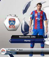 Newcastle home