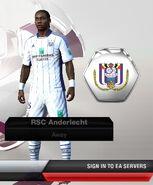 Anderlecht away