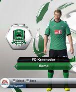 Krasnodar home