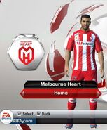 Melbourne heart home