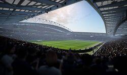 The Amex Stadium