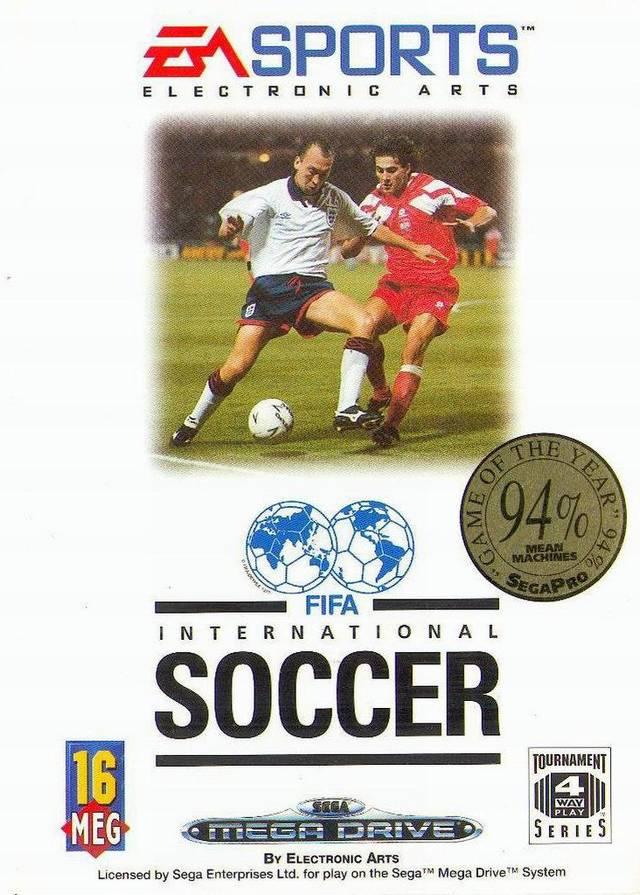 FIFA International Soccer EU SG
