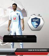 Havre away