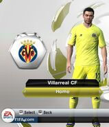 Villareal home