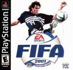 FIFA 2001 NA PS
