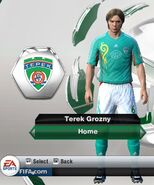 Grozny home