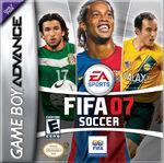 FIFA 07 NA GBA