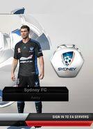 Sydney away