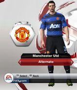 3. Man Utd Alternative kit