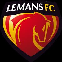 Le Mans FC logo.
