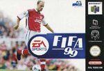FIFA 99 EU N64