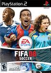 FIFA 08 NA PS2
