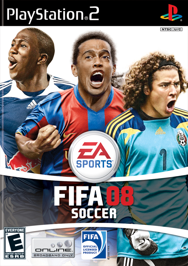 Fifa 08 95 mb download