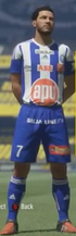 HJK HELSINKI FIFA 17 HOME