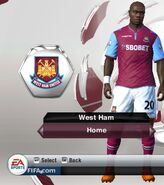 30. west ham home