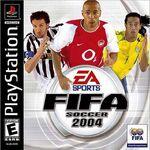 FIFA Football 2004 NA PS