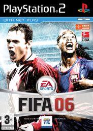 FIFA 06 EU PS2