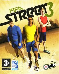 FIFA Street 3 EU PS3