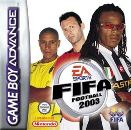 FIFA Football 2003 EU GBA