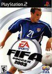 FIFA Football 2003 NA PS2