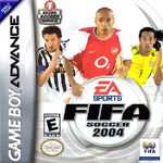 FIFA Football 2004 NA GBA