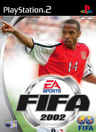 FIFA Football 2002 EU PS2