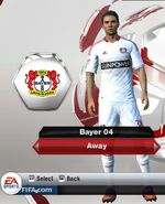 Bayer away