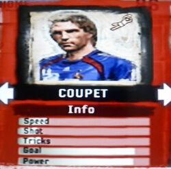 FIFA Street 2 Coupet