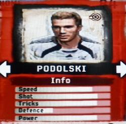 FIFA Street 2 Podolski
