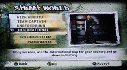 FIFA Street 2 Rule The Street International