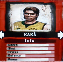 FIFA Street 2 Kaka