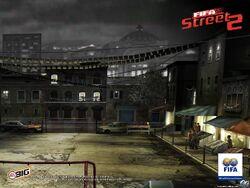 FIFA Street 2 Mexico