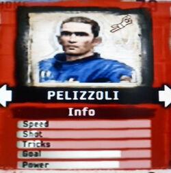 FIFA Street 2 Pelizzoli