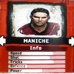 FIFA Street 2 Maniche