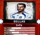 Dellas