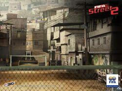 FIFA Street 2 Favela