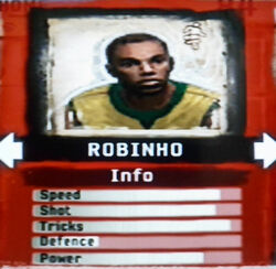 FIFA Street 2 Robinho