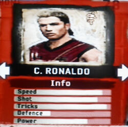 FIFA Street 2 C. Ronaldo