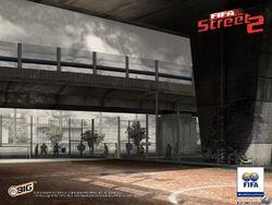 FIFA Street 2 England