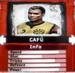 FIFA Street 2 Cafu