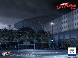 FIFA Street 2 Netherlands